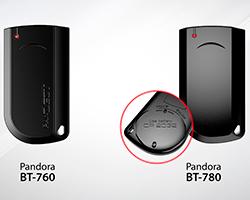 Нова Bluetooth-мітка Pandora BT-780