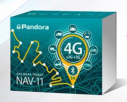 Оновлення Pandora NAV-11